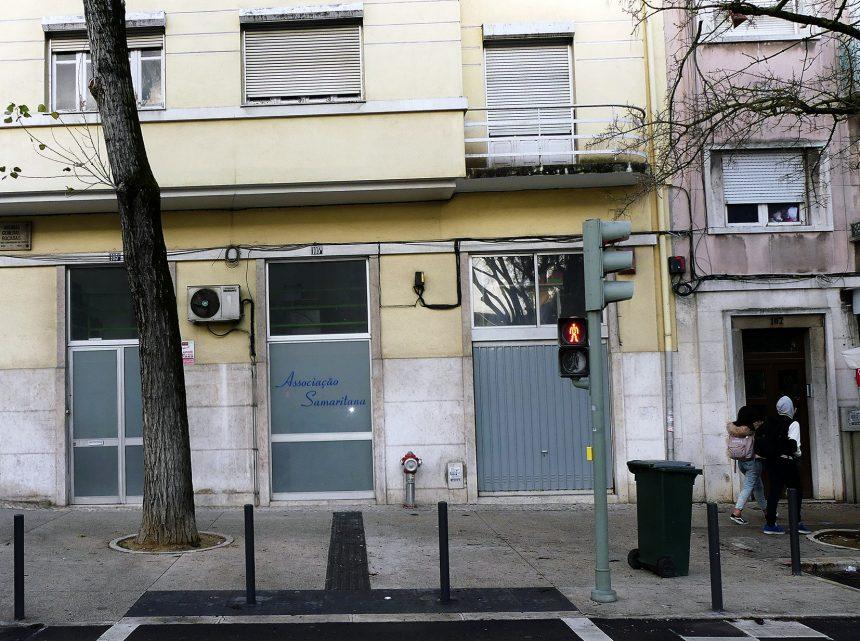 RC Lisboa-Estrela apoiou Associação Samaritana
