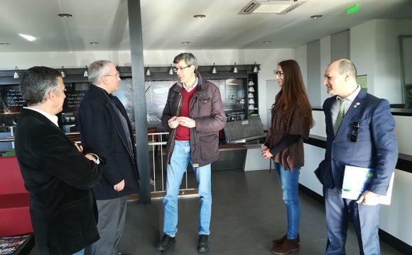 Soares Carneiro conheceu a NORCHAPA em Fafe