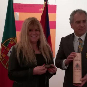 Visita Oficial do Governador ao Rotary Club de Águas Santas/Predouços