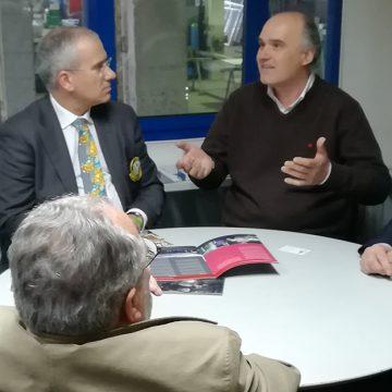 Visita Oficial do Governador ao Rotary Club de Amarante