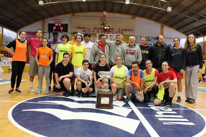 12 Jovens estão em Ílhavo a participar no RYLA dedicado ao basquetebol