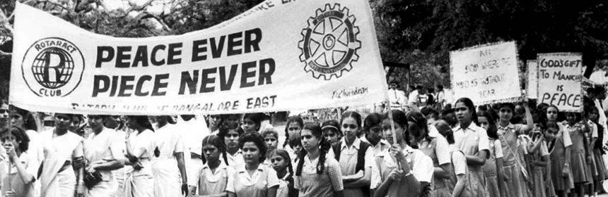 Rotaract: 50 anos a mudar vidas