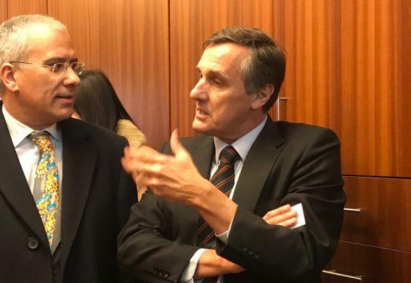 Visita Oficial do Governador ao Rotary Club do Porto