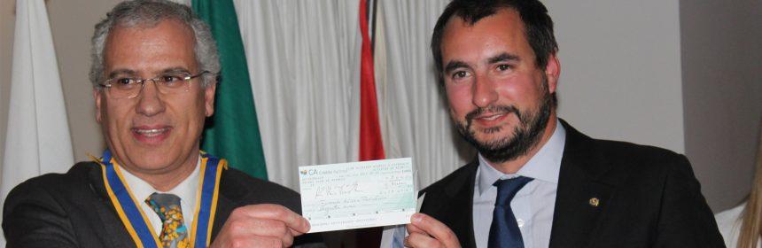Visita Oficial do Governador ao Rotary Club de Oliveira de Azeméis
