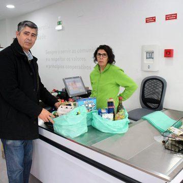 RC Entroncamento apoia famílias muito carenciadas com a ajuda de alguns parceiros