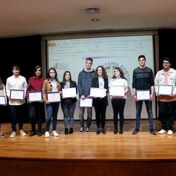No 59.º Aniversário FRP distinguiu mérito de 12 alunos