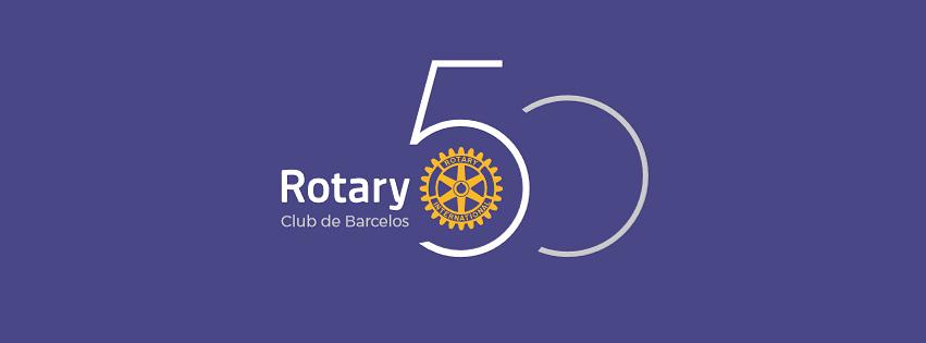 Rotary Club de Barcelos comemorá 50 anos de existência com várias atividades