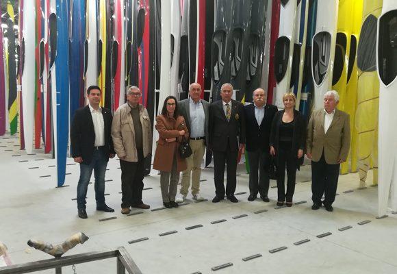 Governador do Distrito 1970 visitou o maior produtor de kayaks do mundo: Nelo