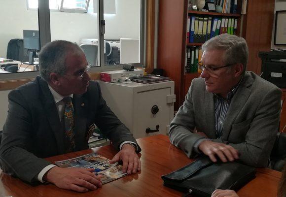 Governador do Distrito 1970 visitou a PRN Informática em Paredes