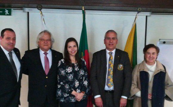 Visita Oficial do Governador ao Rotary Club de Espinho