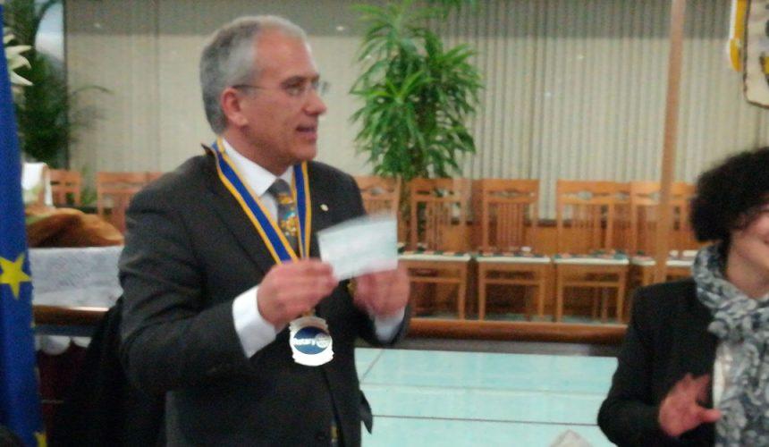 Visita Oficial do Governador ao Rotary Club de Sever do Vouga