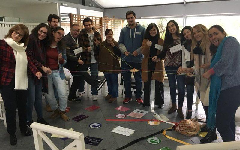 RC Maia ajuda na formação de técnicos e voluntários de organizações sociais