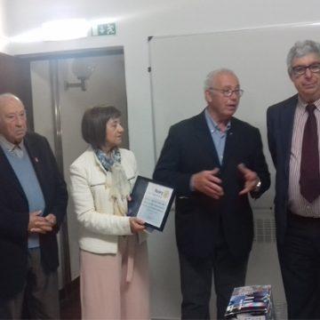 Rotary Club de Castelo Branco: projeto dá nova vida ao CIJE com criação de biblioteca