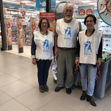 Angariados 5171 Kg numa Campanha do Banco Alimentar organizada pelo RC Águeda